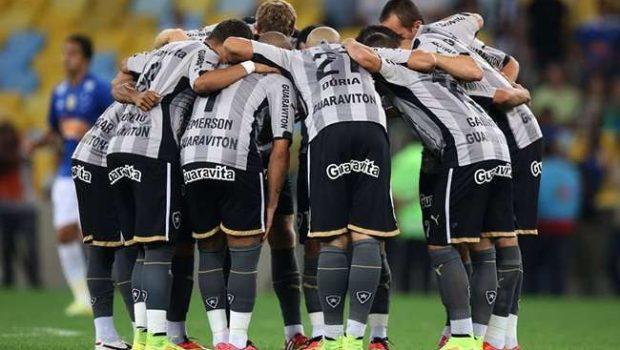 Botafogo segura o líder Cruzeiro e empata no Maracanã