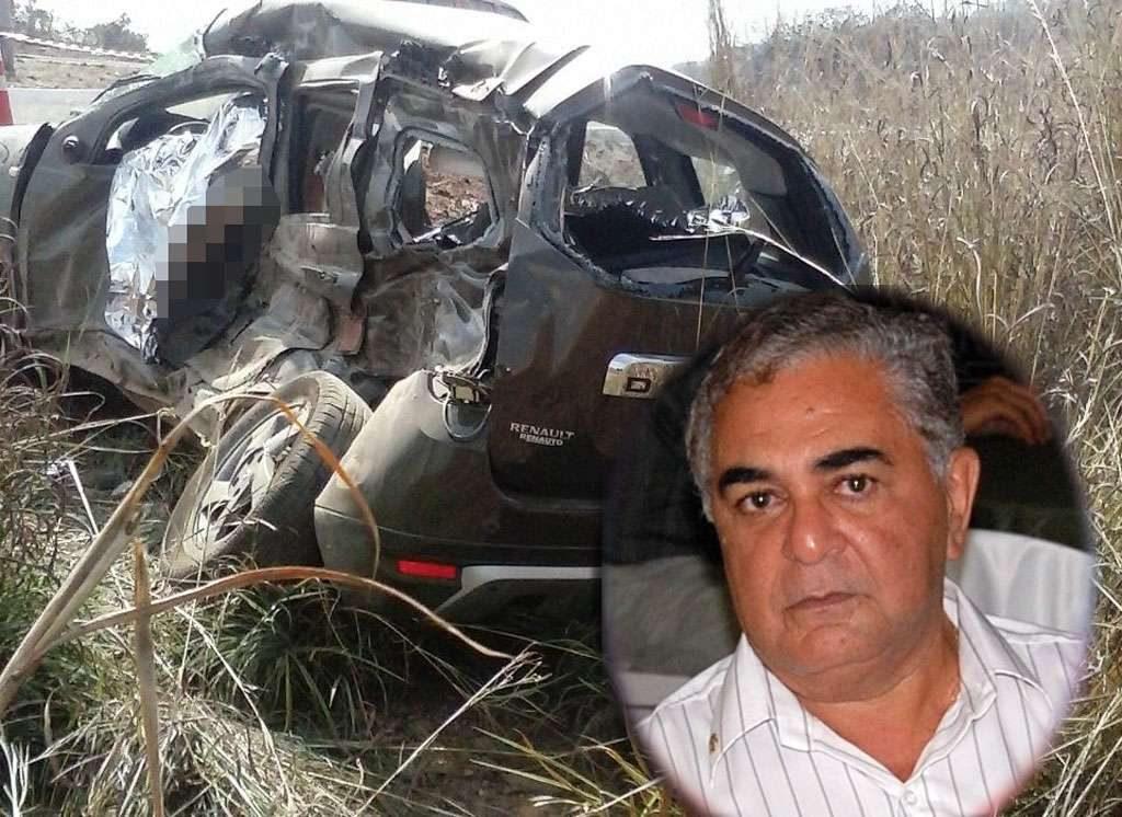 Três pessoas morrem em acidente na BR-080