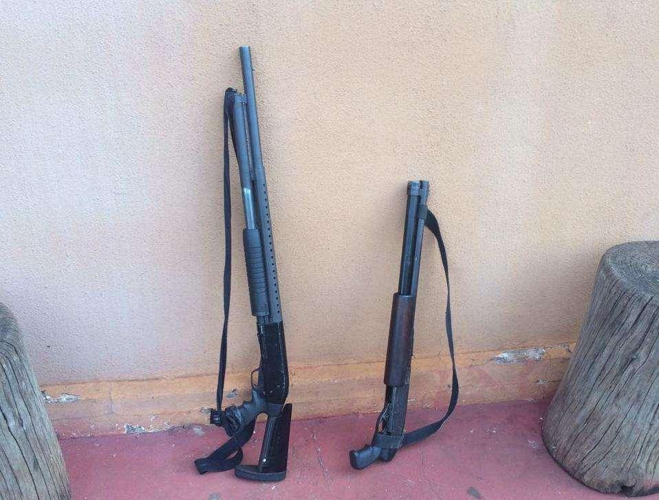 Dois assaltantes morrem em confronto com a polícia após explodirem caixas eletrônicos