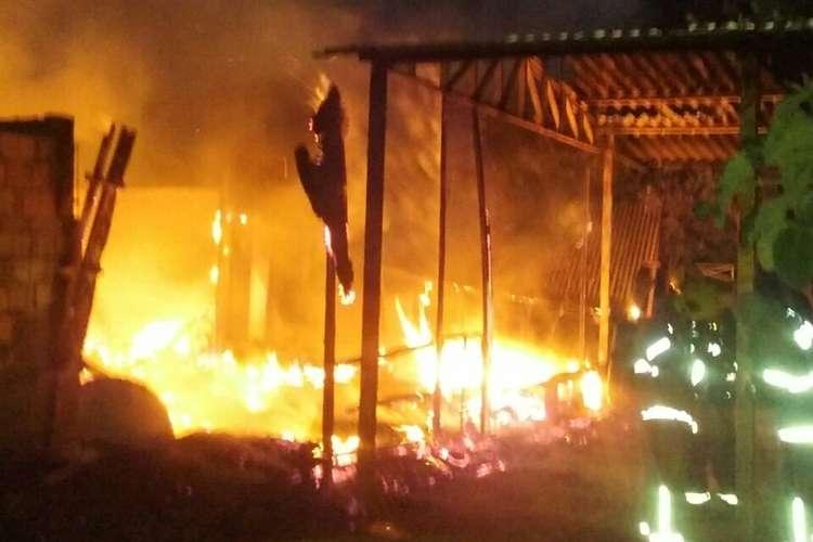 Terreiro de candomblé é incendiado no Distrito Federal