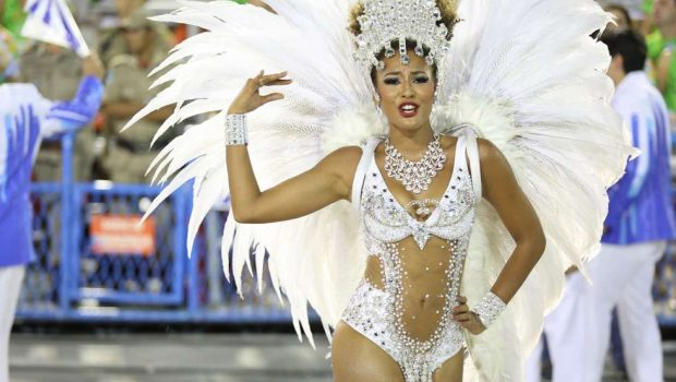 Portela empolga com homenagem aos 450 anos do Rio