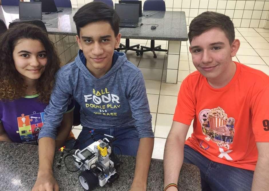 Goianos disputam olimpíada de robótica neste sábado