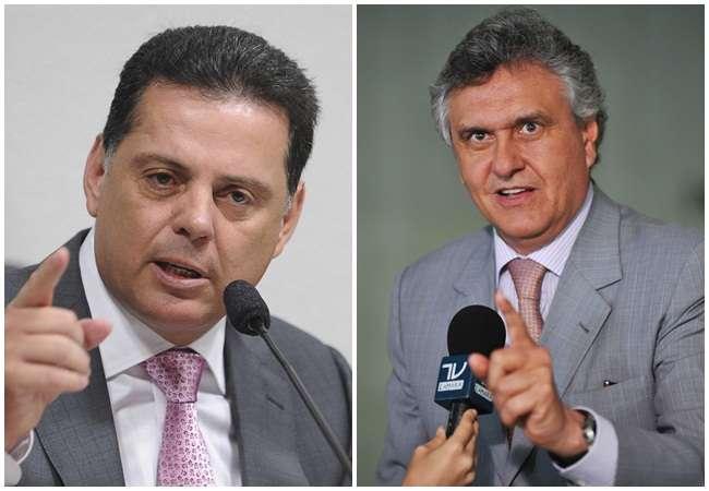TSE obriga Caiado a publicar, no Facebook, respostas  da coligação de Marconi