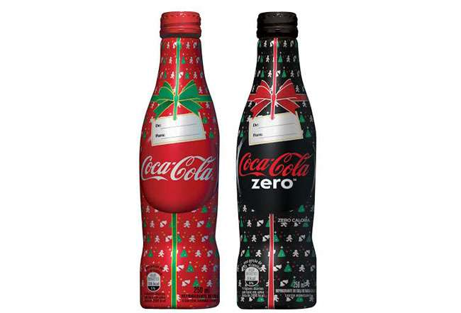 Coca-Cola lança garrafa especial de alumínio para colecionador