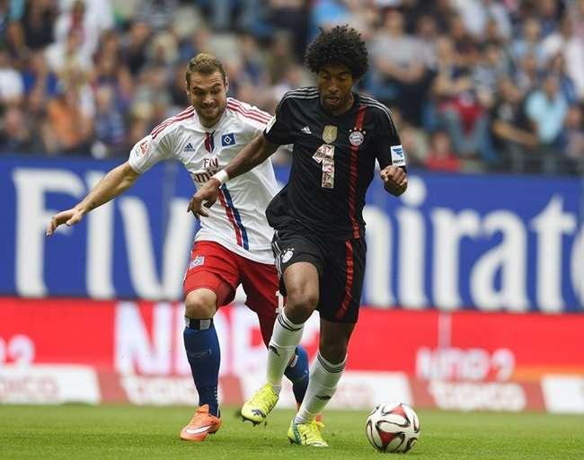 Bayern não sai do 0 a 0 com o Hamburgo no Alemão