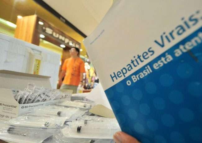Dia de Luta contra Hepatites terá teste rápido gratuito para a população