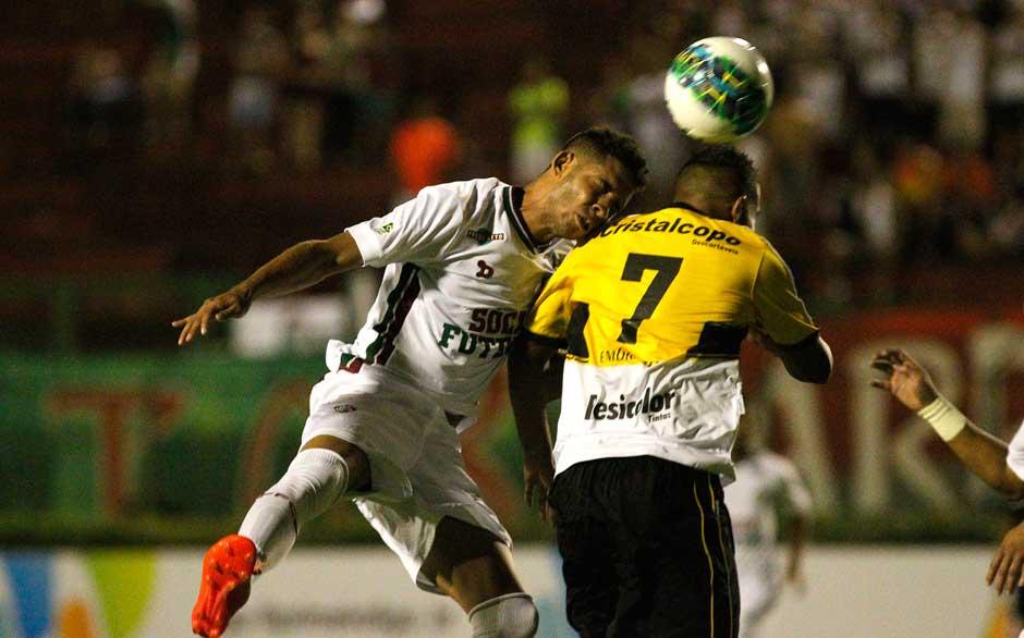 Na volta de Abel Braga, Fluminense vence Criciúma na abertura da Primeira Liga