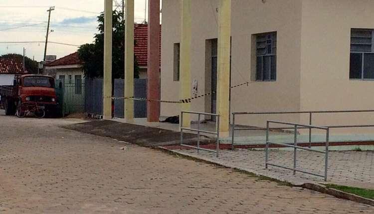Homem é encontrado morto na porta de igreja em Morro Agudo de Goiás