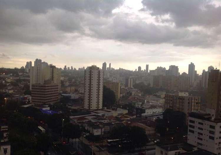 Chuva predomina nesta quarta-feira em Goiás