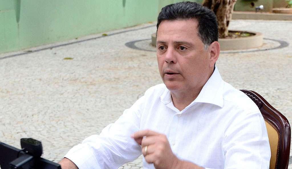 Governador Marconi Perillo realiza mais um bate-papo virtual
