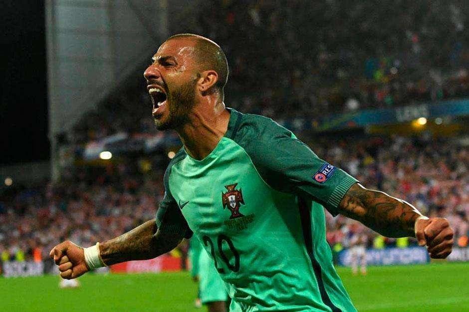 Portugal bate Croácia com gol de Quaresma na prorrogação e avança na Eurocopa
