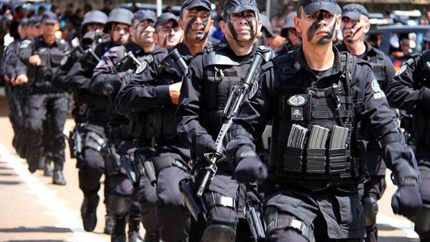 Polícia Militar implanta Bope e aumenta efetivo da Rotam