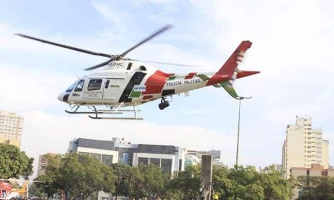 Marconi fez uso de helicóptero que deveria servir apenas para segurança pública, diz jornal