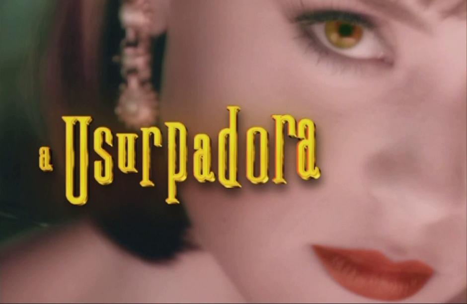 'A Usurpadora' será reexibida no SBT pela 7ª vez