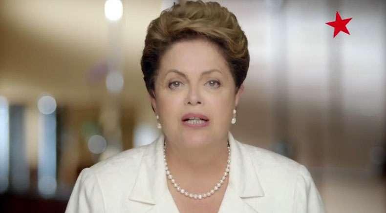 Na TV, Dilma afirma que revista 'Veja' faz terrorismo eleitoral