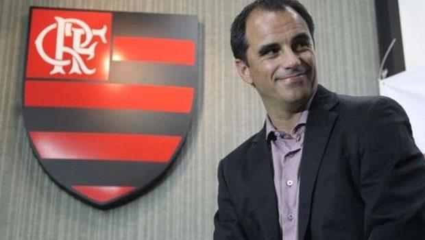 Rodrigo Caetano chega ao Fla já pensando em reforços