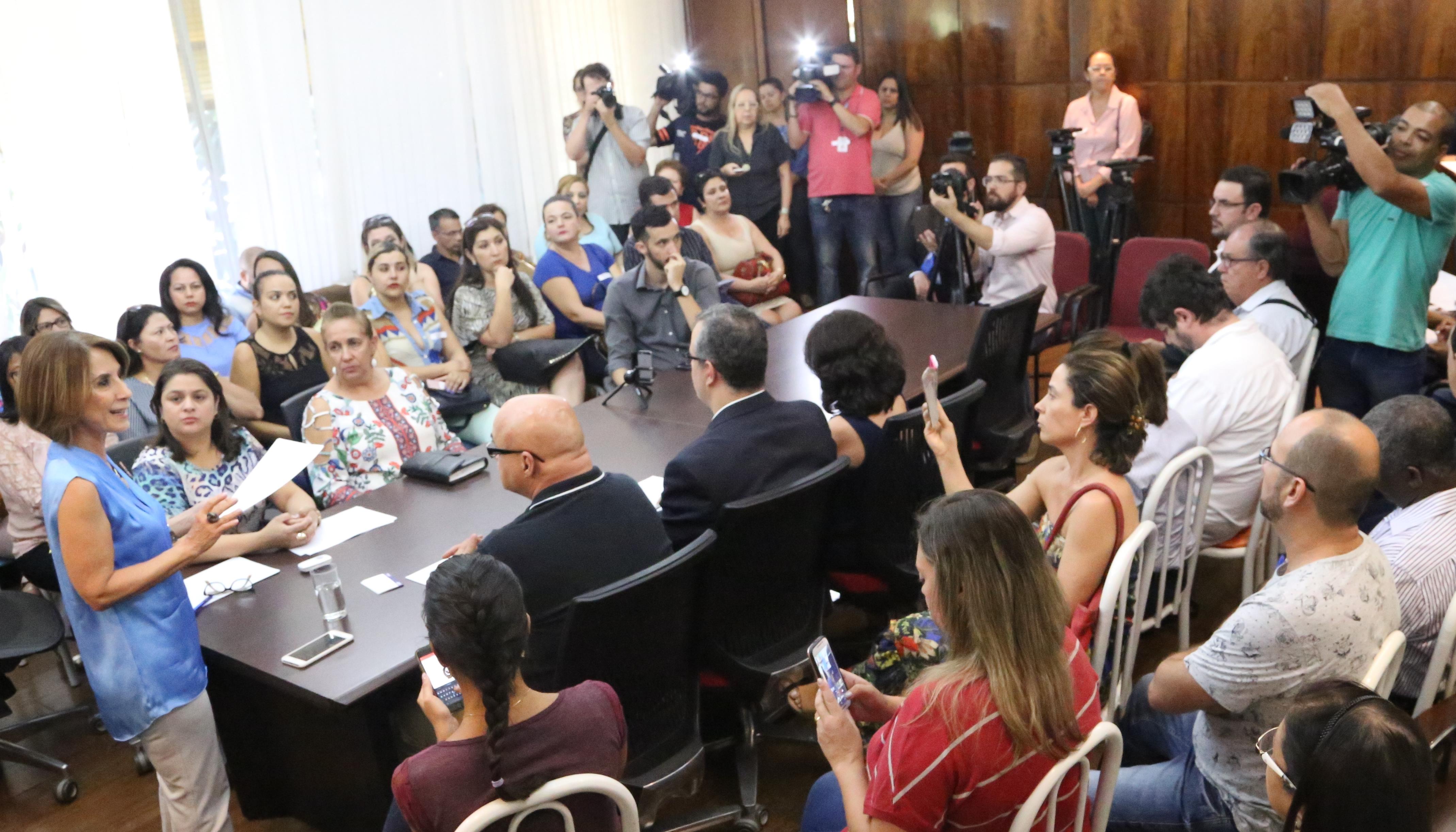 Seduce divulga OS selecionada para gerir 23 escolas de Anápolis