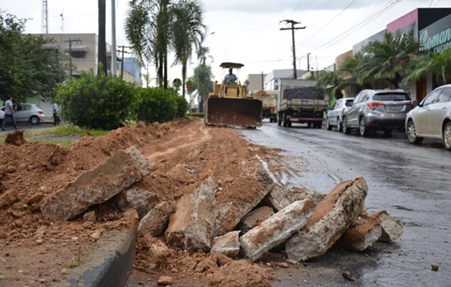 Desconstrução da ciclovia em Goianésia é suspensa