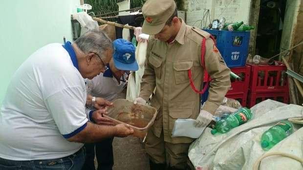 Goiás Contra o Aedes ganha reforço do Corpo de Bombeiros