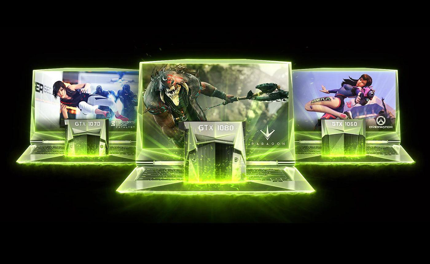 NVIDIA leva placas de desktops para novos laptops