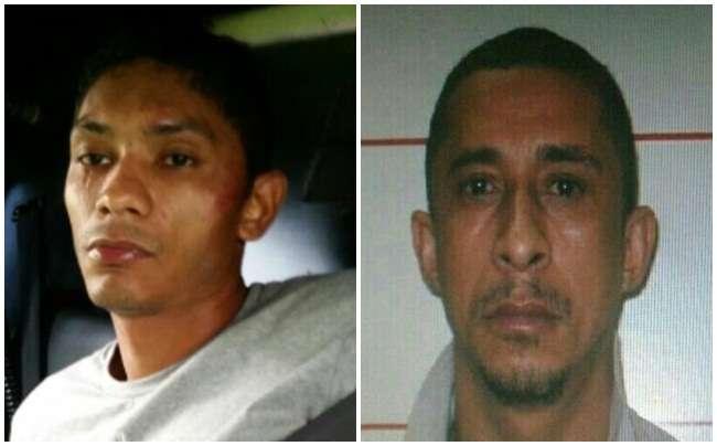 Dois fugitivos da CPP são mortos durante troca de tiros com a PM