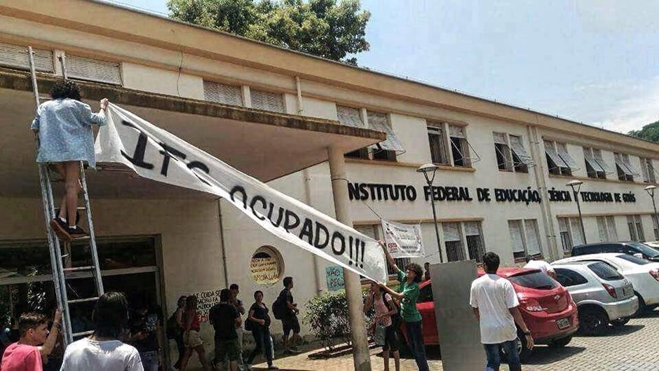MEC pede aos institutos federais que listem alunos que participam de ocupações