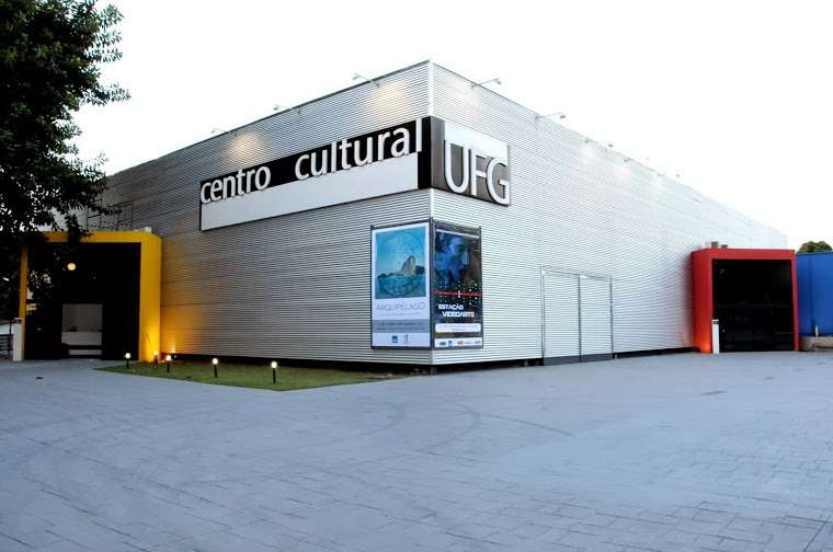 Estão abertas às inscrições para realização de eventos no Centro Cultural UFG
