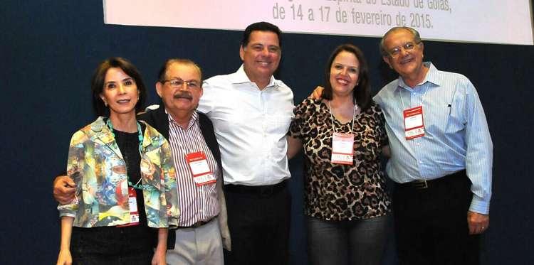 Marconi Perillo participa de Congresso da Federação Espírita