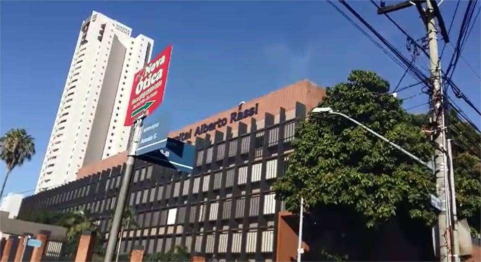 Vídeo de suposto suicídio no HGG é falso, diz hospital