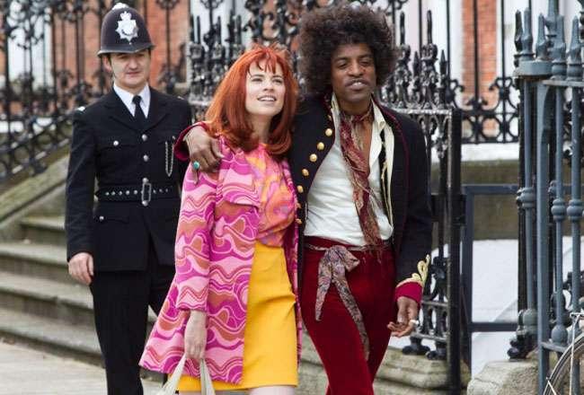 Site divulga novo trecho de filme sobre a vida de Jimi Hendrix
