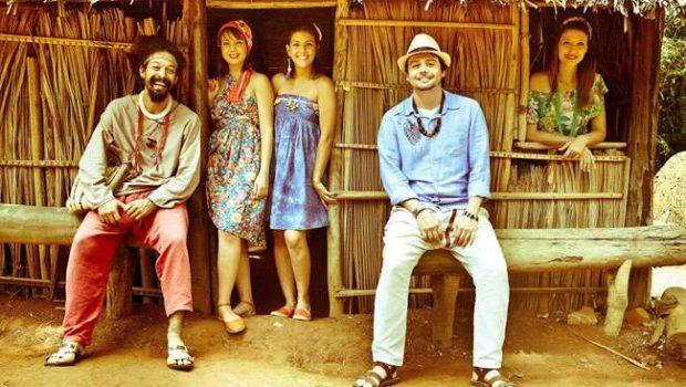 Banda Passarinhos do Cerrado se apresenta no Projeto Sons de Mercado