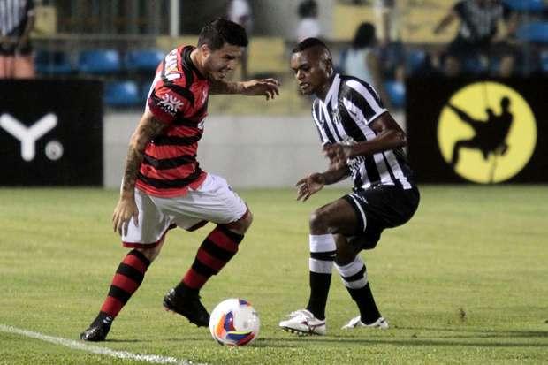 Ceará bate Atlético-GO por 2 a 0