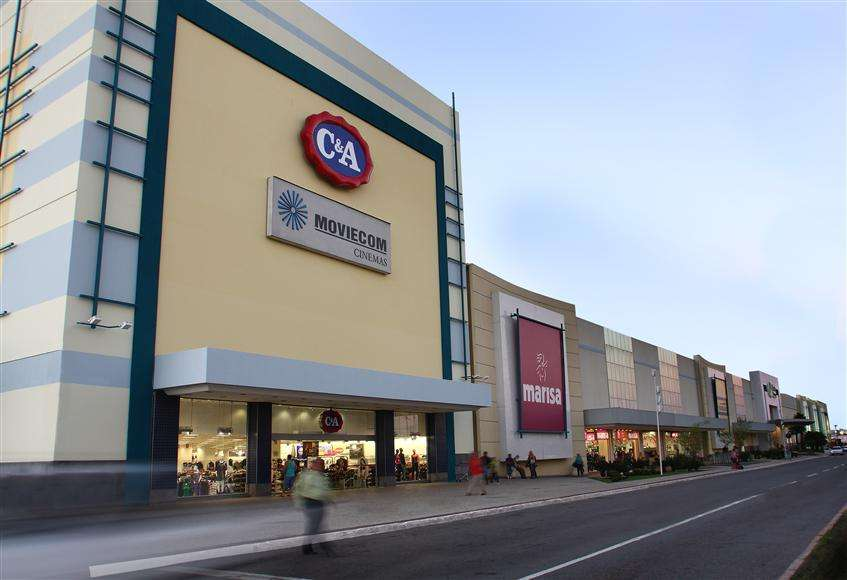 Tentativa de assalto causa tumulto no Buriti Shopping