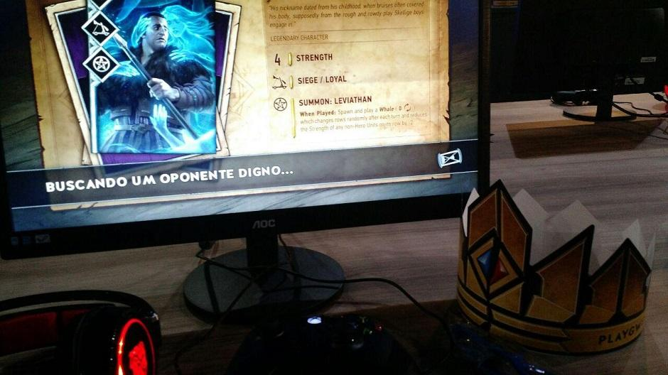 Gwent: jogo de cartas de The Witcher chama atenção