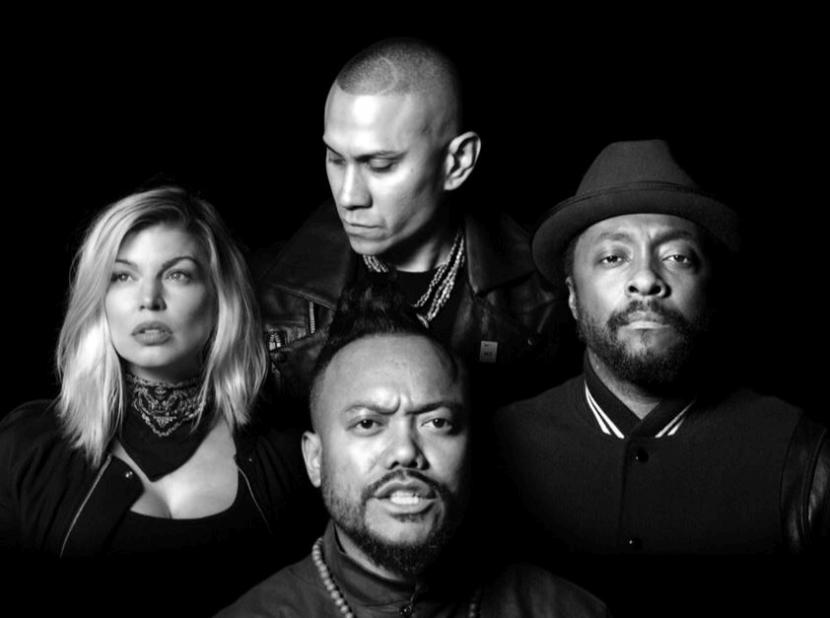 Black Eyed Peas relança 'Where is the Love?' com celebridades