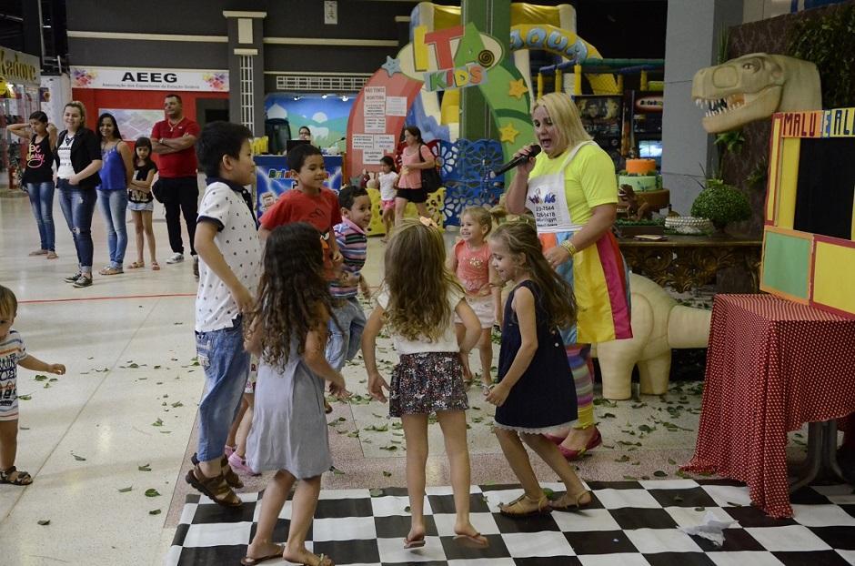 Estação da Criança oferece atividades gratuitas todo sábado