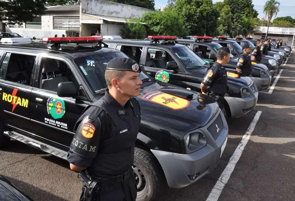 Homicídios caem 14% em Goiás