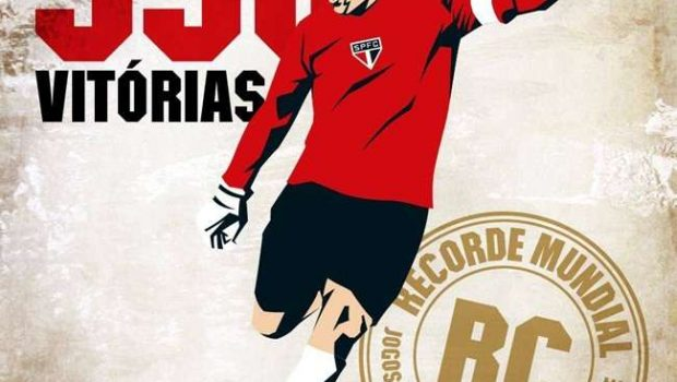 Rogério bate recorde e chega a 590 vitórias no São Paulo