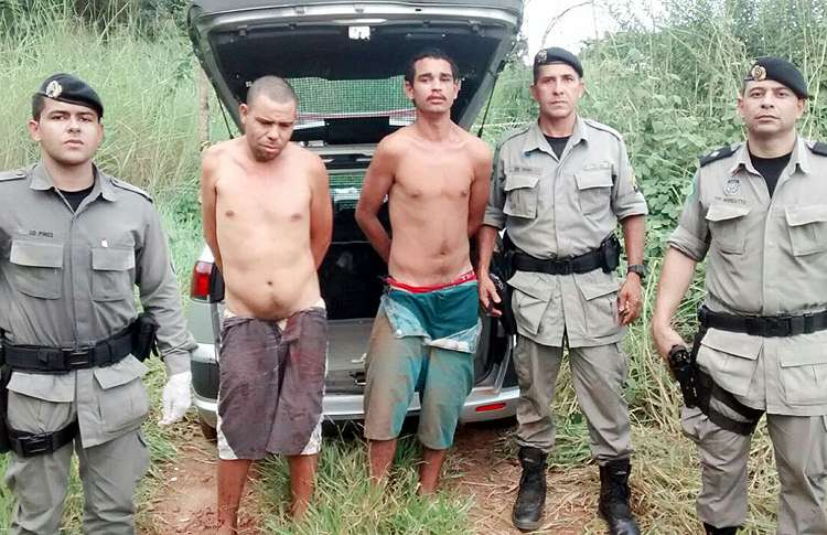 Homens são presos suspeitos de matar e decapitar mulher em Goiânia