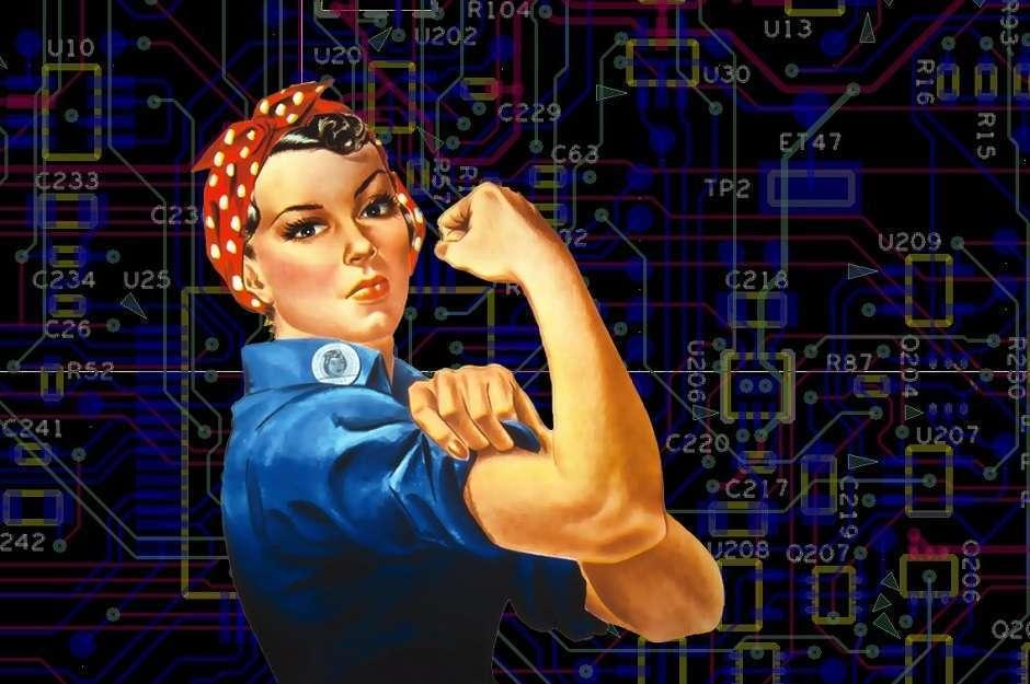 Apple é a melhor empresa para uma mulher trabalhar com tecnologia