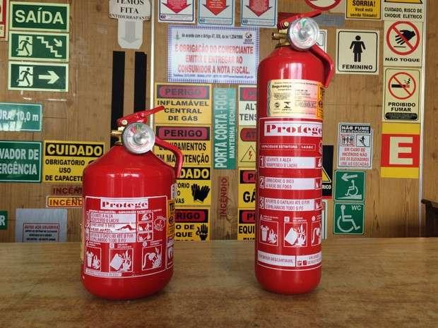 Prazo para uso obrigatório do extintor ABC é novamente adiado