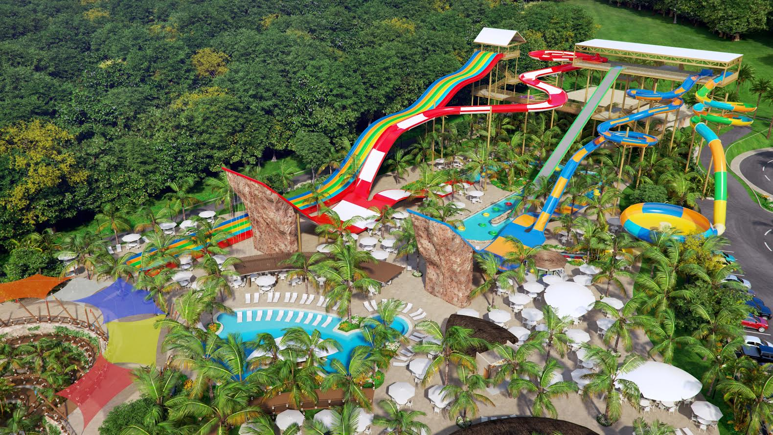Novo parque aquático de Goiás vai gerar 680 empregos e atrair 1,5 mi de pessoas por ano