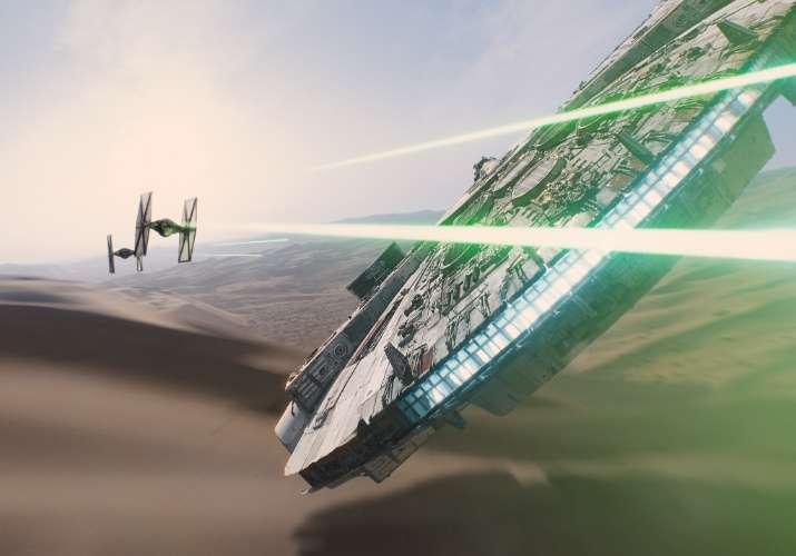 'Star Wars VII' bate novo recorde: US$ 500 milhões em três dias