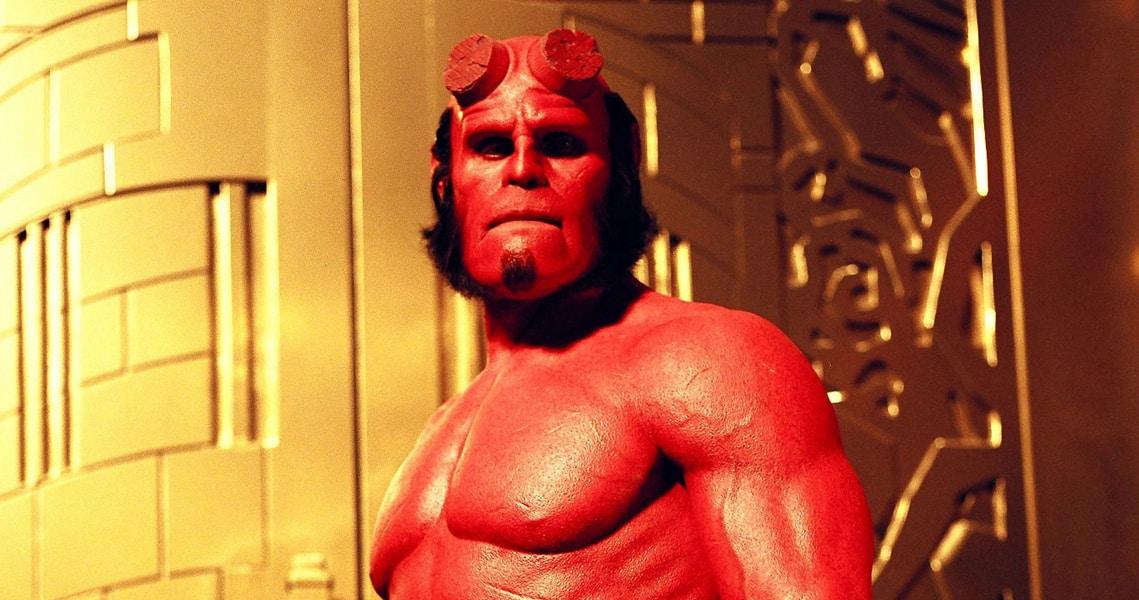 Guillermo Del Toro pode ter confirmado Hellboy III