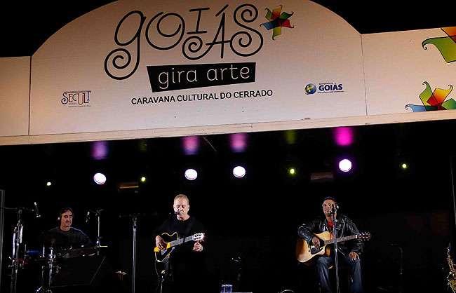 Goiás Gira Arte integra programação comemorativa dos 155 anos de Catalão