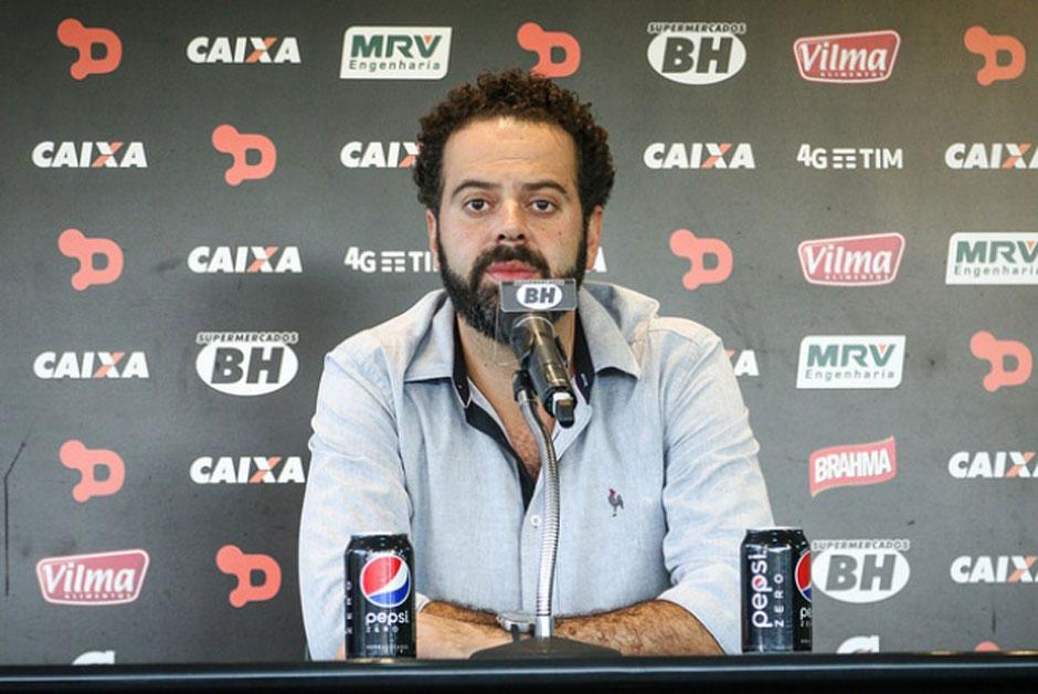 Em meio a polêmica, CBF elogia decisão do Atlético-MG de não jogar