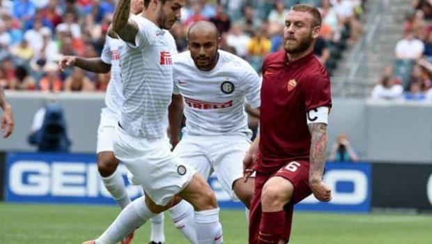 Inter vence clássico italiano contra Roma nos EUA