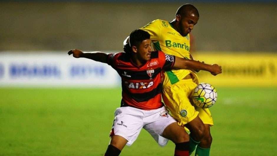 Atlético-GO perde para o Ypiranga-RS e dá adeus à Copa do Brasil