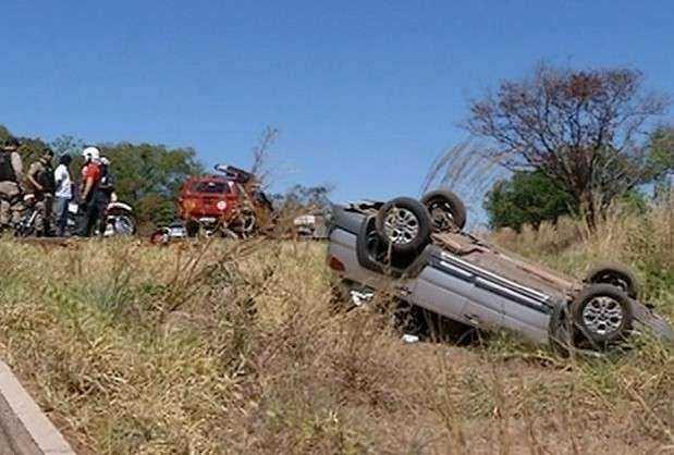 Suspeitos de matarem família de ciganos são presos em Posse