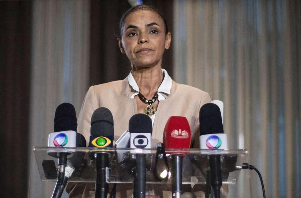Marina: não acredito naqueles que terceirizam a gestão